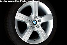 """3 3er BMW E92 E93 17"""" Winter Reifen Radsatz Räder Sternspeiche 199 Kompletträder"""