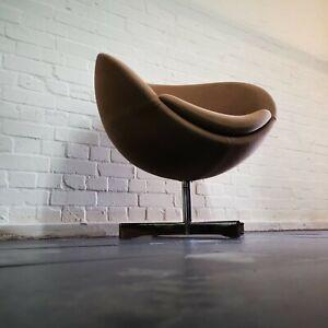 Mid Century Planet Chair Sven Iver Dysthe Stokke Swivel Tilt 1964