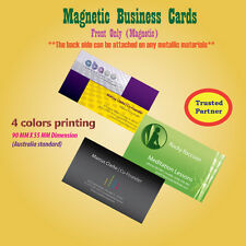 Magnetic Business Card Printing, Save the date wedding (Front only), free design