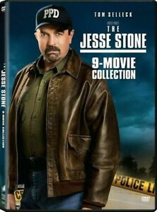 Jesse Stone Movie Collection DVD - Freepost - New and Sealed