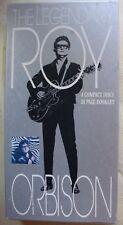 Roy Orbison- The Legendary- CBS 1990- 4-CD-Longbox- lesen