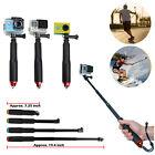 Waterproof Handheld Monopod Tripod Selfie Stick Pole for Gopro Hero 4 3+ 3 2 1