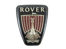 Genuine Brand New ROVER GRILLE BADGE Front Logo Emblem For 200 1989-1995 & 800
