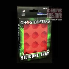 GHOSTBUSTERS Ice Cube Tray Silicone DST IN STOCK NOW!