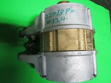 Wascomat W124 Main Motor Used 220V 3ph New Bearing and Tested