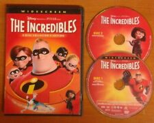 The Incredibles Dvd ~ Genuine Disney Authentic Region 1 Dvd No scratches