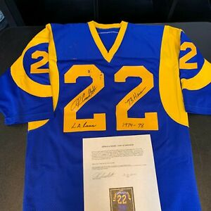 John Cappelletti Signed Game Used San Diego Chargers Jersey 1973 Heisman W/COA