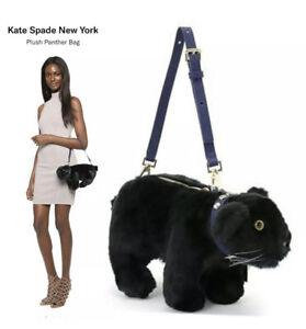 kate spade new york bag Black Panther Rare Superb 🌸🌸🌸