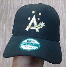Australia World Baseball Classic New Era 9Forty Hat ~ OSFM Strap Back ~ Green