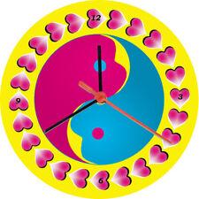 L'horloge du créativisme : la roue de la créativité, illusion de rotation