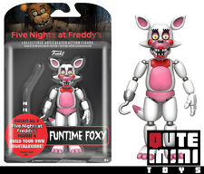 "FUNKO FIVE NIGHTS AT FREDDY'S FUNTIME FOXY 5"" ACTION FIGURE 11847 - IN STOCK"