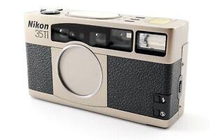 Nikon 35Ti 35mm Point & Shoot Film Camera from JAPAN#685727