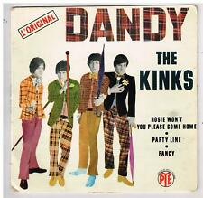 "The KINKS   Dandy 7"" 45 tours EP"