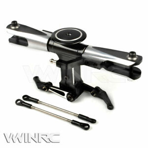 VWINRC CNC Metal Flybarless Main Rotor Head Parts for Trex 550 600 Helicopter