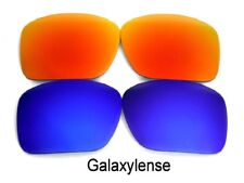 Galaxy Anti-Sea Lenses For Costa Del Mar Caballito Sunglasses Blue/Red Polarized