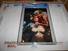 RED SONJA: AGE OF CHAOS #4 CGC 9.6 (KUNKKA VIRGIN COVER) COMBINED SHIPPING AVAIL