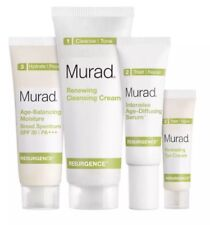 Murad Resurgence Youth Activated 30 Day Kit~NEW FAST SHIPPING~