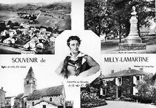 Carte Souvenir de MILLY LAMARTINE