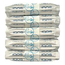 50 Original IQOS Cleaning Sticks Stick Wattestäbchen mit Alkohol für IQOS Holder