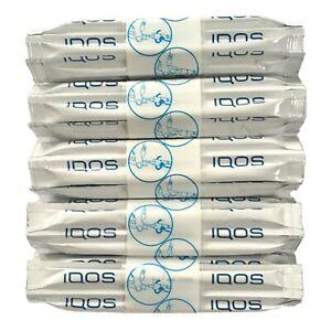 50 Original IQOS Cleaning Sticks Stick Wattestäbchen mit Alkohol für IQOS Heets