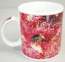 "CHALEUR ""A Return to Romance"" Coffee Mug - 1995 Mara Bosnak - Rose Pedals"