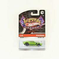 '69 Ford Mustang (Signed) - Hot Wheels 2009 Larry's Garage - New in Box