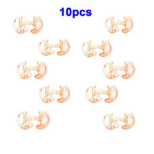 10*Replacement M Earmold Earbuds for Kenwood Two-Way Radio Coil Tube Audio Kits