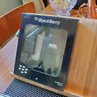 Blackberry Curve Car Vehicle Charger And Carrying Case Pouch Belt Clip