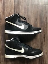 size 40 3da85 e629a 2008 NIKE DUNK HIGH PRO SB VENOM BLACK WHITE RAYGUN DIAMOND 305050-016 10