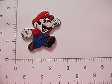 EMBROIDERED Disney Super Mario Nintendo #266 Iron On / Sew On Patch Party Bag