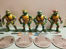 Teenage Mutant Ninja Turtles Playmates Classic Retro Collection set Leonardo