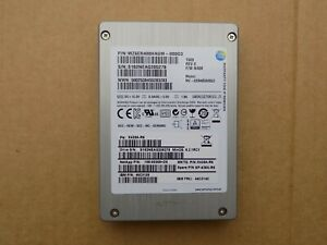 "Samsung 400GB SAS SSD 2.5"" 6Gbps MZ6ER400HAGM-000G3 UPS Delivery"