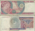 100.000 LIRE BOTTICELLI DEC.01/07/1980 MB/BB