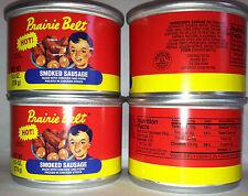 Prairie Belt HOT Smoked Sausage Pack of 6