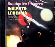 """ROBERTO LEDESMA - """"ROMANTICO PRIMERO"""" - CD"""
