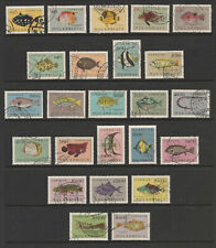 [Portugal - Mozambique 1951 – Fish] the complete used set