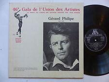 46° Gala de l union des artistes GERARD PHILIPE JEAN MARAIS JACQUES MARTIN