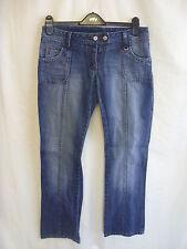"""Ladies Jeans - Kickers, size 12, 31""""W, 30.5""""L, original fit, classic - 7334"""