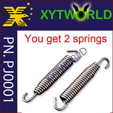 Kawasaki KX100 KX 100 Exhaust Pipe Spring 1989-2012 Silencer Muffler 57mm