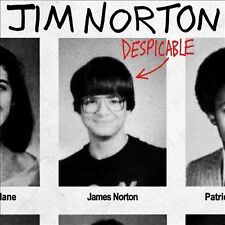 Jim Norton: Despicable ~ NEW CD (Mar-2011, BSeen Media)
