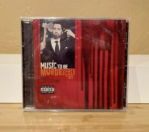 Eminem - Music to be Murdered By - Alternate Exclusive Cover Limited Edition CD