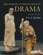 The Bedford Introduction to Drama (Paperback) by Lee A. Jacobus