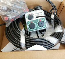 Drip Irrigation Kit with Timer for Automatic Watering - Garden Plants & Flowers