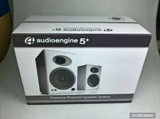 Audioengine Regallautsprecher Speaker Boxen Analogverstärker AUDIOENGINE-5+W NEU