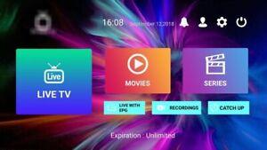 IP*TV smart✔️12 mois✔️M3U🔥+18🔥adult Hot🔥SMARTER TV🌟SPORT HD🌟+vod🔥hot🔥200.