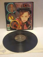 Culture Club – Colour By Numbers (1983) Very Good + Vinyl LP