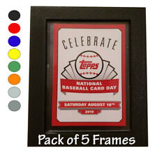 Top Loader Frames for Sports & Gaming Cards, Project 2020 & GRADED Sizes avail.