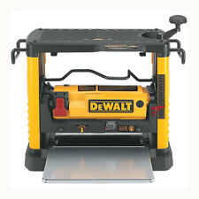 DeWALT DW733 Rabot de chantier largeur rabotage 317 mm 1800W