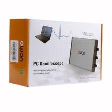 VDS1022I OWON Oscilloscopio per PC 100 MSA / S USB 25MHz DIGITALE mit