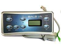 54547 Balboa VL600S Hot Tub Spa Topside Panel